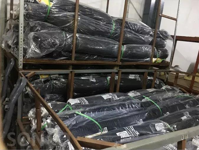 lưới che nắng sợi tròn Đài Loan chất lượng cao