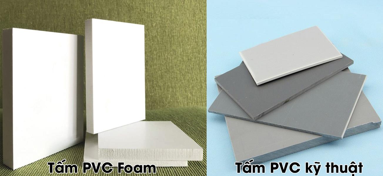 nhựa kỹ thuật PVC