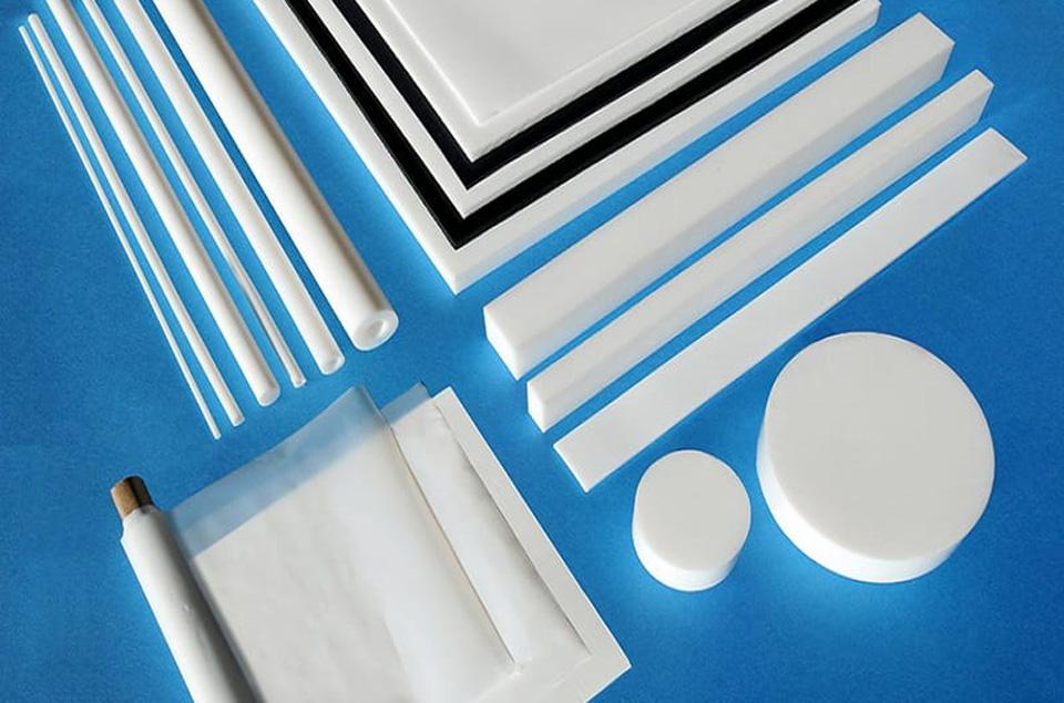 Nhựa Teflon là gì? Bảng báo giá tấm nhựa PTFE Teflon 2019