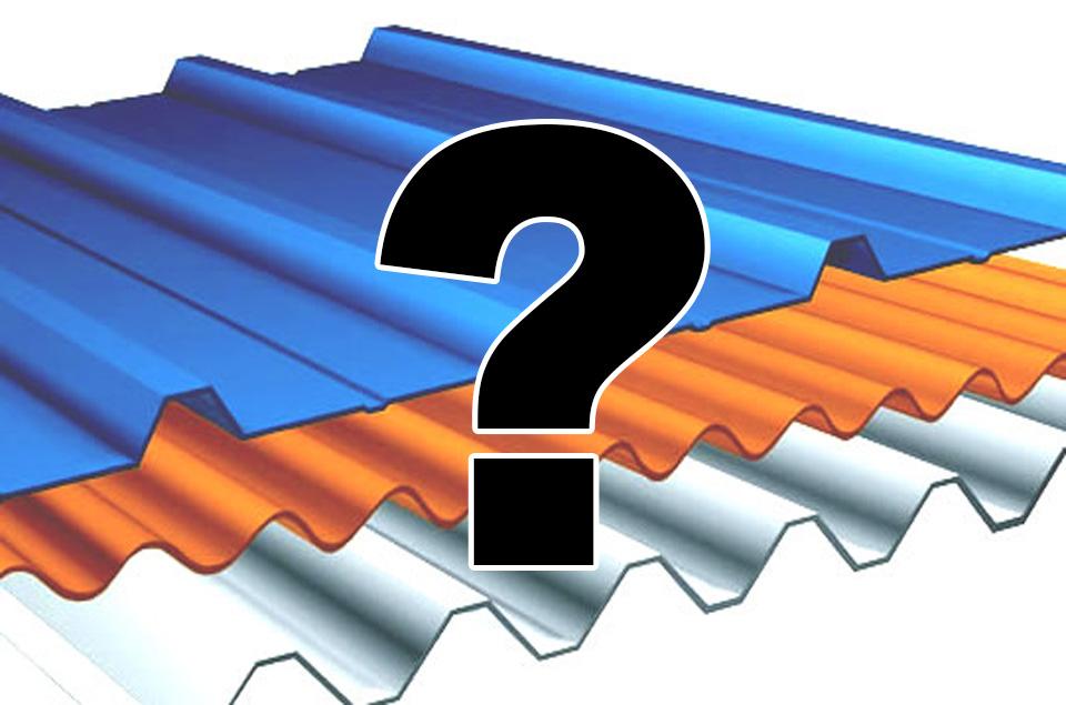 Tại sao các tấm tôn lợp lại có dạng lượn sóng mà không phẳng?