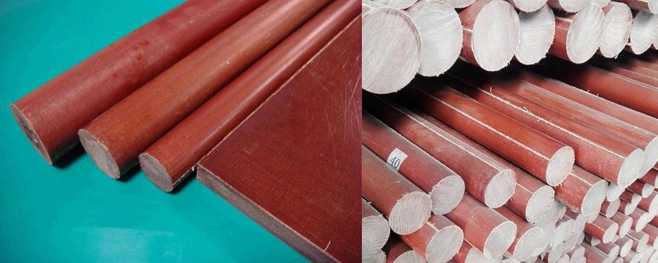 phíp vải phenolic cotton dạng cây