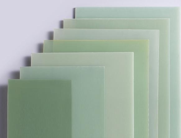 Tấm phíp Ngọc FR4 - Tấm nhựa phíp cách điện xanh ngọc