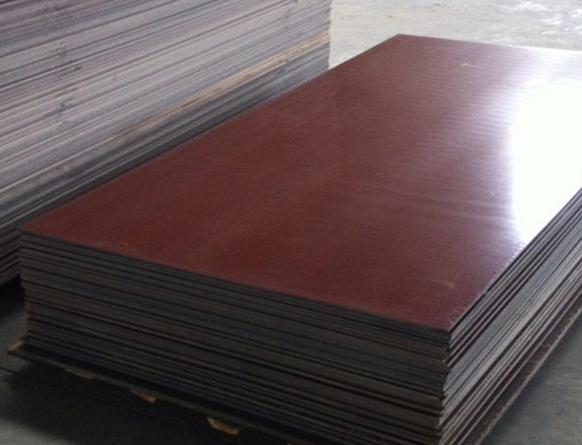 Nhựa phíp vải 3025 phenolic cotton laminated màu nâu đất