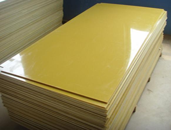 Tấm phíp vàng Epoxy - Phíp nhựa sợi thủy tinh Epoxy