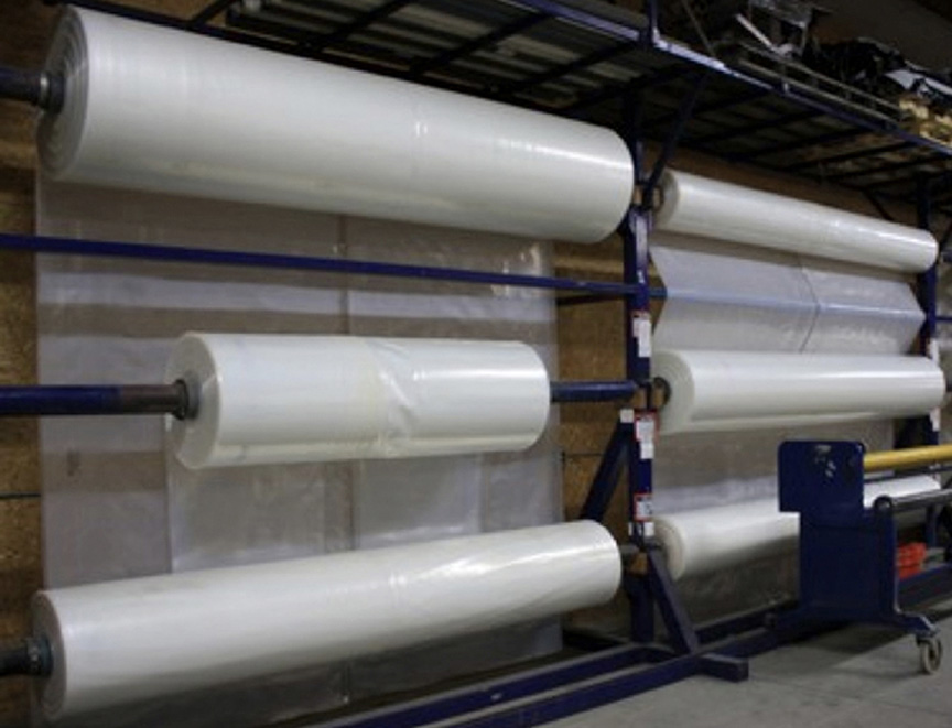 Cuộn màng phủ nhà kính PE Hyplast chính hãng nhập khẩu Bỉ