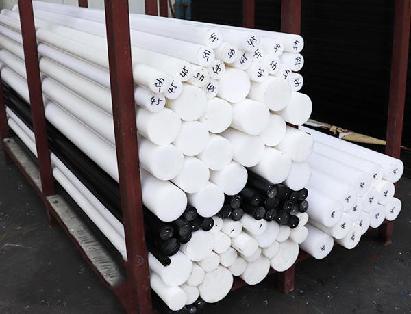 Nhựa POM cây tròn chịu nhiệt dài 1m đường kính 15-160mm