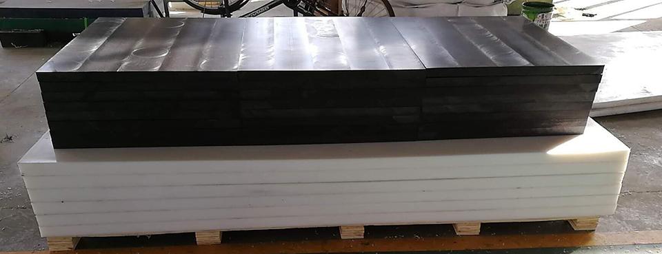 Nhựa PE công nghiệp dạng cây / tấm kỹ thuật cao giá rẻ