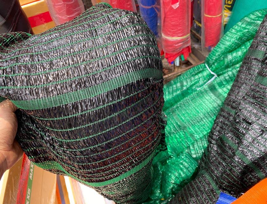 Lưới che nắng Việt Nam giá rẻ che nắng vườn ươm