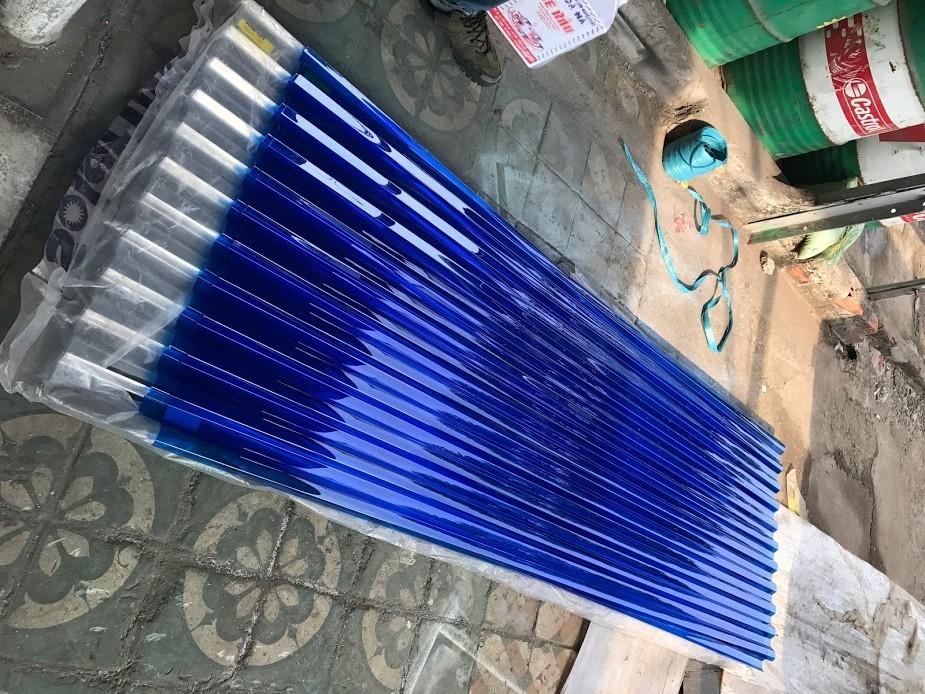 Tôn lấy sáng polycarbonate công nghệ mới chống UV